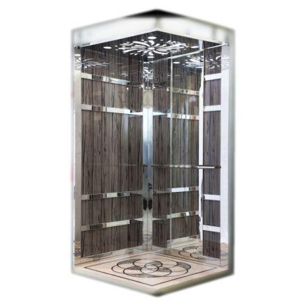 مصعد لامار - بغرفة ماكينات (منتج محلي)