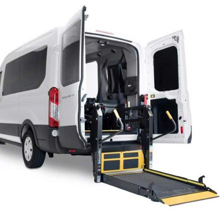 BRAUNABILITY Century Wheelchair Lift for Vehicles (USA)