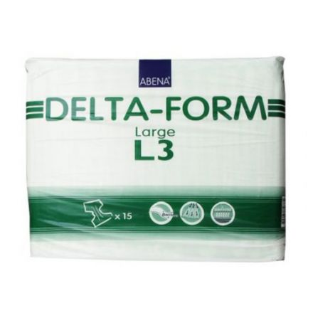ABENA Delta Adult Diapers - Large