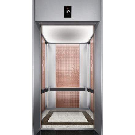 HYUNDAI – Luxen MR Elevator (Korea)
